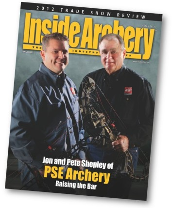 Jon and Pete Shepley of PSE Archery - Raising the Bar