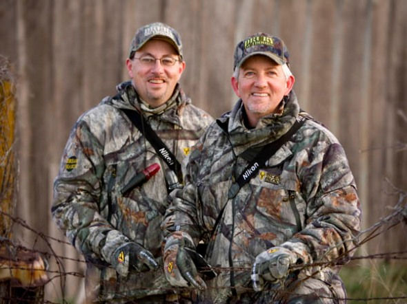 Hunting Turkeys with Drury Outdoors