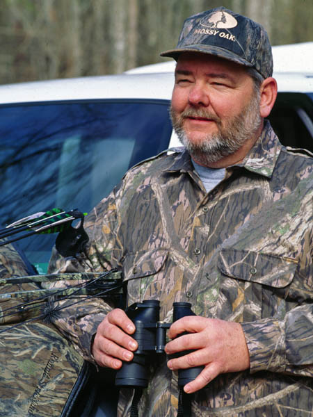 "Ronnie ""Cuz"" Strickland - Senior VP of Mossy Oak"