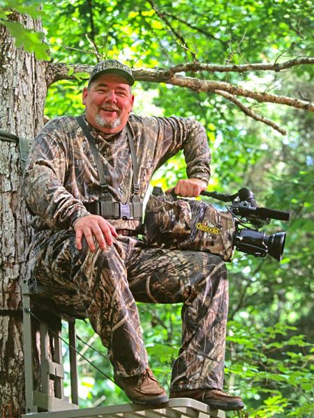 "Ronnie ""Cuz"" Strickland - Senior VP of Mossy Oak"