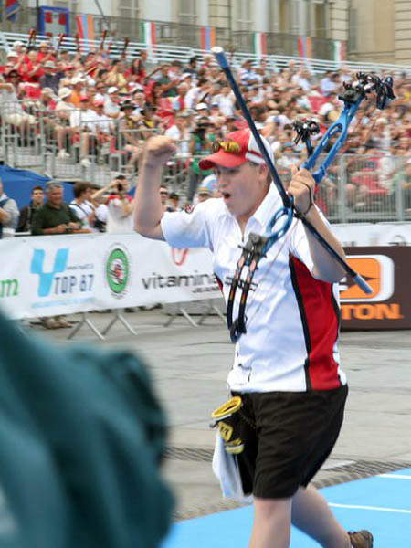 Christopher Perkins - Target Archery Champion