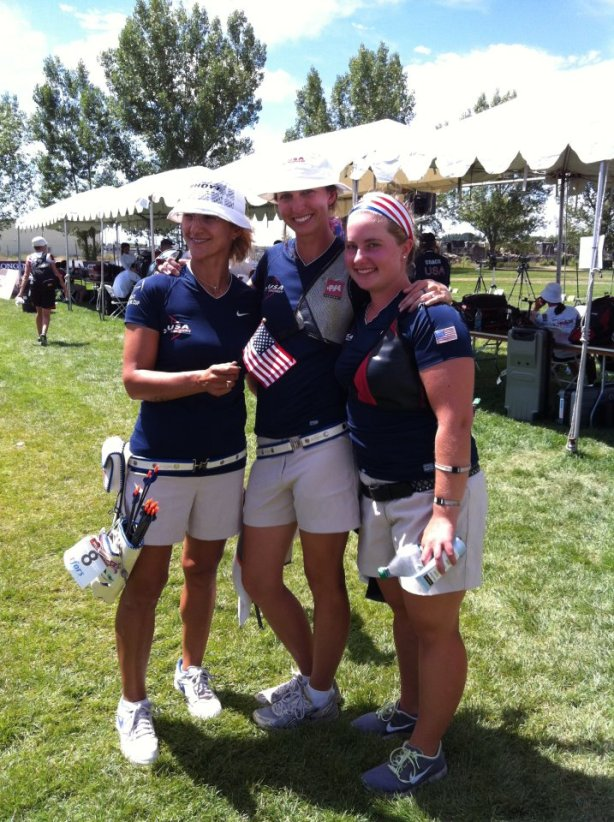 USA Women Archery Team