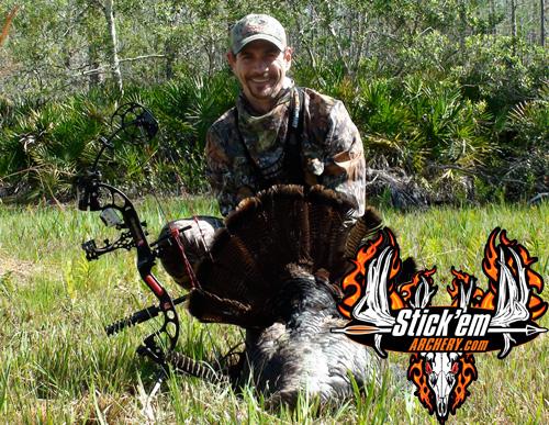 Brian Stephens - Stick'em Archery