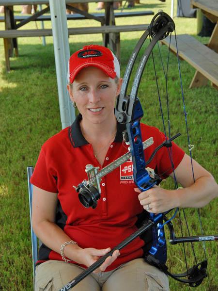 PSE'S Archer Georgianna Braden