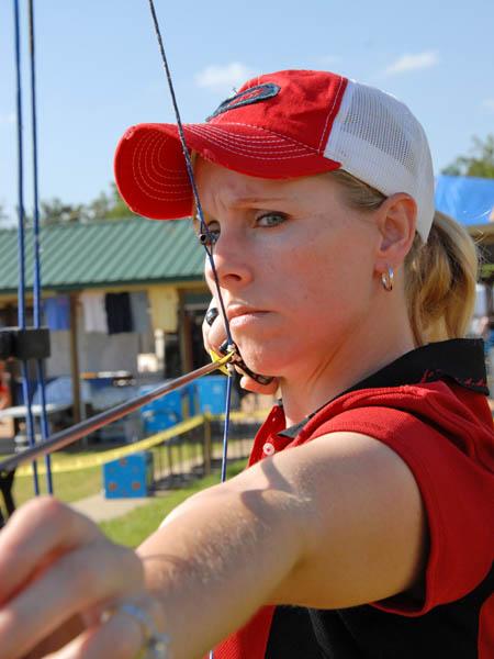 Ladies in Archery