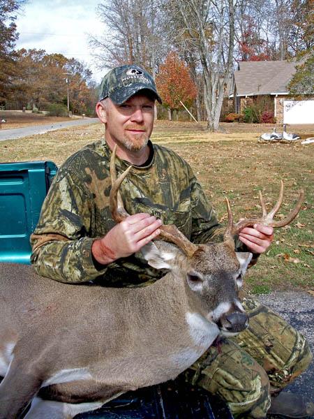 Jason Deer Hunting