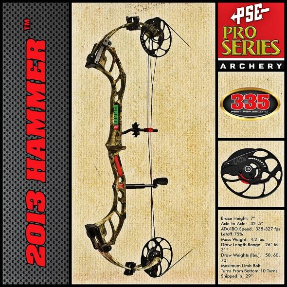 2013 PSE Hammer
