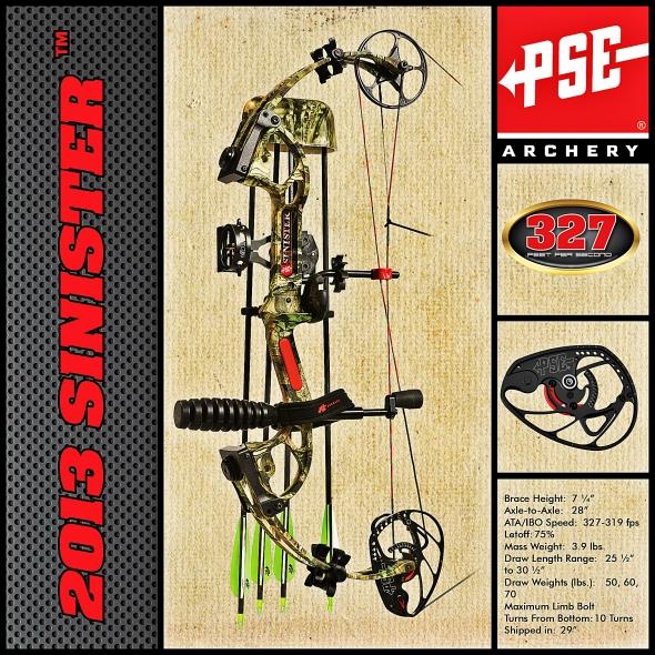 2013 PSE Sinister