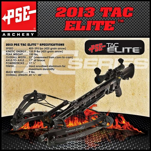 2013 PSE TAC Elite