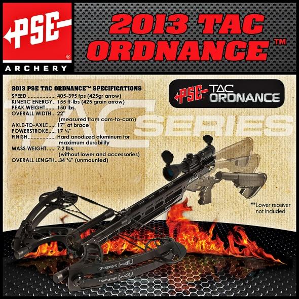 2013 PSE TAC Ordnance