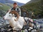 PSE's Pedro Ampuero's Dall Sheep
