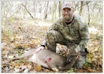 My 2011 NY archery button buck
